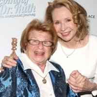 BECOMING DR. RUTH Offers Book Signing & Talkback with Dr. Ruth K. Westheimer Today