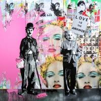 Contemporary Artists Mr. Brainwash, David Datuna, David Drebin and More Present at Art Miami 2014