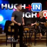 VIDEO: Watch THE RIVER's Hugh Jackman Disrobe on Today's LIVE!
