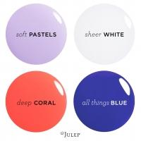 Julep Releases Nail Polish Color Report