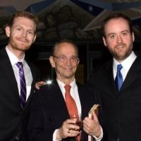 Photo Coverage: Michael Kooman and Christopher Dimond  Honored with 2013 Fred Ebb Award