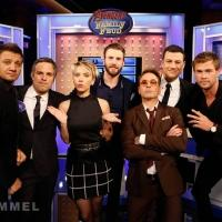 ABC to Air Primetime Encore of JIMMY KIMMEL LIVE: THE AVENGERS ASSEMBLED Tonight