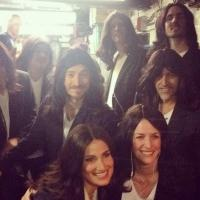 PHOTO: Every Member of IF/THEN Pit Dresses as Idina Menzel for Halloween!