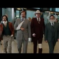VIDEO: Two New TV Spots For ANCHORMAN 2