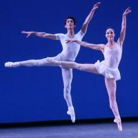 BWW Reviews: ALL BALANCHINE: Hear the Dance Italy.  The Warmth of Tuscany in February