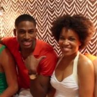 BWW TV: BROADWAY QUICK CHANGE with Robert Hartwell- in the MOTOWN Green Room!