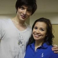 MORE PHOTOS: Backstage with Lea Salonga, Sierra Boggess, Ramin Karimloo, Yu Shirota