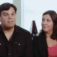 VIDEO: BWW Exclusive - Robert Lopez & Kristen Anderson-Lopez Chat Musical Theater & More!