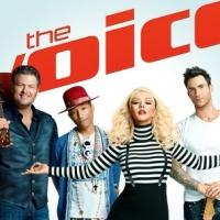 NBC's THE VOICE Monday's #1 Non-Sports Telecast on the Big 4 in All Key Demos