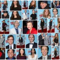 Photo Coverage: Stars Hit the ON THE TOWN Red Carpet