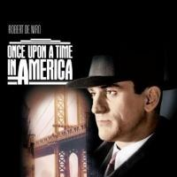 ONCE UPON A TIME IN AMERICA Extended Director's Cut Edition Comes to DVD Today