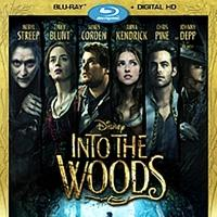 INTO THE WOODS Blu-Ray & DVD Cover Art Sneak Peek, Now Available For Pre-Order