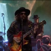 VIDEO: My Morning Jacket Performs 'Compound Fracture' on TONIGHT