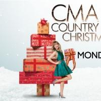 Brad Paisley, Steven Tyler & More Join CMA COUNTRY CHRISTMAS Line-Up