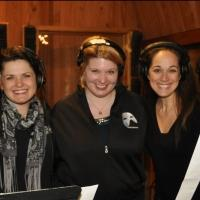 Exclusive Photo Coverage: THE PHANTOM OF THE OPERA Cast Records Carols For A Cure