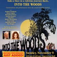 Don't miss the INTO THE WOODS Reunion!
