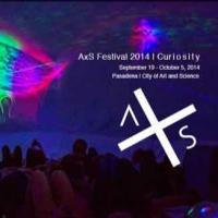 AxS Festival 2014 Mixes Art and Science in Pasadena, Beginning This Weekend