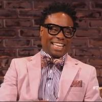 STAGE TUBE: KINKY BOOTS' Billy Porter Visits TOTALLY BIASED