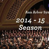 Ann Arbor Symphony Orchestra Announces 2014-15 Season - BEETHOVEN FESTIVAL WITH ANDRE WATTS & More