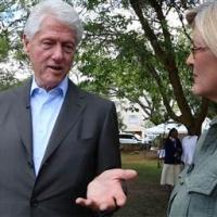 Bill Clinton Defends Foundation on NBC's TODAY