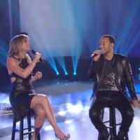 VIDEO: John Legend, Jennifer Nettles Duet on 'All of Me' at CMT MUSIC AWARDS