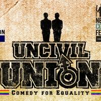 James Adomian & Cameron Esposit Headlines Comedy Benefit UNCIVIL UNION Tonight