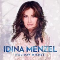 Idina Menzel's 'Holiday Wishes' Soars to #10 on Billboard Album Chart!