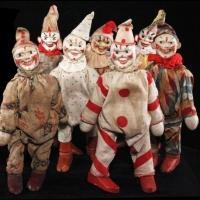 RARE Schoenhut Humpty Dumpty Circus Exhibit On View This Month at Coney Island USA