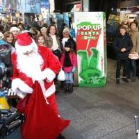 ABC Family Was Behind Those 'Pop Up Santa' Surprise Giveaways Sweeping the Nation!