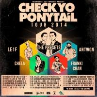 CHECK YO PONYTAIL TOUR Releases Bittorrent Bundle; Announces Tour