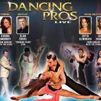 Dancing Pros: Live! Presents Its 2014-2015 National Tour Hosted By Alan Thicke