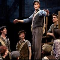 Kings of New York! NEWSIES National Tour Launches in NY Today