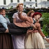 BWW Reviews: Sights and Sounds Compete with Boomerang Theatre's LOVE'S LABOUR'S LOST