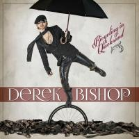 Broadway Cast Album Designer Derek Bishop Releases BICYCLING IN QUICKSAND Today