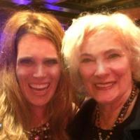 Photo Flash: Betty Buckley Visits Isabel Rose at 54 Below