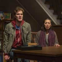 Photo Flash: First Look at Sophia Skiles and Mark Junek Milwaukee Rep's AFTER ALL THE TERRIBLE THINGS I DO