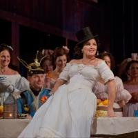 Photo Flash: First Look at Anna Netrebko in Donizetti's L'ELISIR D'AMORE