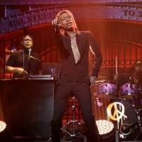 VIDEO: Wiz Khalifa Performs 'See You Again' on SNL