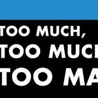 Roundabout's TOO MUCH, TOO MUCH, TOO MANY to Begin Previews Tomorrow, 10/25