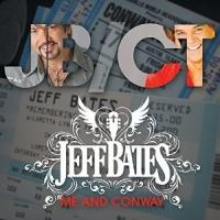 Jeff Bates Releases Conway Twitty Tribute Album, 'ME AND CONWAY'