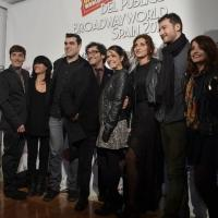 PHOTO FLASH: Llegada de invitados a los Premios del P�blico BWW Spain 2014