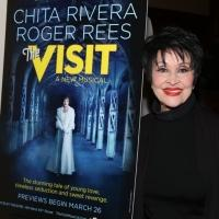 THE VISIT, Starring Chita Rivera, Begins Tomorrow on Broadway