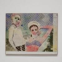 BWW Reviews: Lots of Versatility, and a Dash of Controversy, in SIGMAR POLKE: ALIBIS