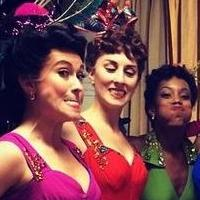 Photo Flash: Saturday Intermission Pics September 27 - ALADDIN's Courtney Reed Shows Off Fan Art, and More