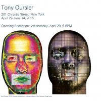 Tony Oursler Exhibit at Lehmann Maupin Chrystie Street Opens Today