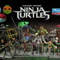 Nickelodeon's TEENAGE MUTANT NINJA TURTLES Action Figures Launch Exclusively at Walmart
