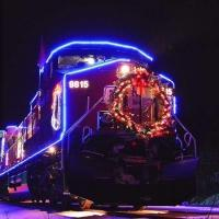 Award-winning Country Singer Kira Isabella Lights Up CP Holiday Train
