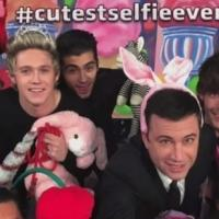 VIDEO: Jimmy & One Direction Take Cutest Selfie Ever on KIMMEL