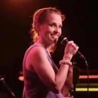 Photo Coverage: Mommy-To-Be Anika Larsen Performs SING YOU TO SLEEP at Birdland! Photos