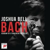 Joshua Bell Presents BACH, Out Today
